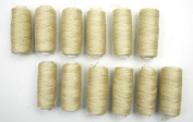 Crispy 12 Pieces High Quality Hair Weaving Thread Selection
