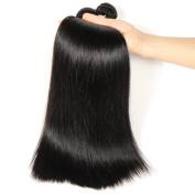 Queen Plus Hair 7a Unprocessed Brazilian Virgin Human Hair Straight weave Hair Extension 4 Bundles/Lot