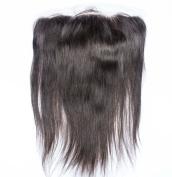 Prida Star 13x 4 Free Part Peruvian Virgin Hair Lace Frontal Closure Silky Straight Natural Colour Human Hair Lace Frontals With Baby Hair