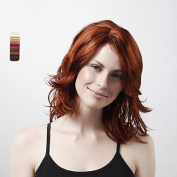 HJL-Capless Long High Quality Synthetic Curly Hair Wig Multiple Colours Available , #130 , average