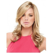 HJL-60cm Women Long Curly Synthetic Hair Wig Blonde