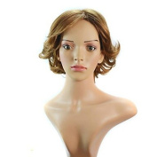 HJL-American Short Curly Hair Synthetic Wig