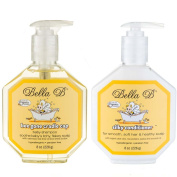 Bundle 2 Items Bella B Bee Gone Cradle Cap Shampoo + Bella B Silky Conditioner