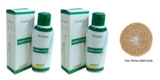 Kottakkal Keshyam Oil - 100ml (Pack of 2) + Free Vetiver Bath Scrub
