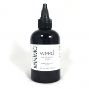 Weed Majestic Growth Serum by Minimo Bath & Body with Maca Root, Amla, Brahmi, Kelp, Cayenne