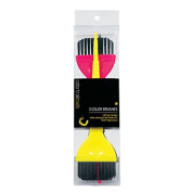 10 Packages of 3 Colortrak Colour Application Brushes