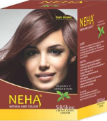 Neha Natural Hair Colour Free From Harmful Chemicals & No Side Effects 150 Gramme -