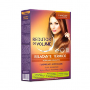 Linha Redutor de Volume Capicilin - Kit Relaxante Termico Defrizagem Gradativa