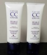 (2) Pack Alterna Caviar 10-in-1 Complete Correction Hair Cream 70ml