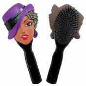 Jacki Design Charming Stylish Flexible Hair Brush Carrie Style