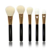 Cool7 Makeup Brushes Set, 5PC Cosmetic Makeup Brush Eyeshadow Brush