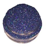 Calavera Cosmetics Glitter For Eyeshadow / Eye Shadow / Eyes / Face / Lips / Nails Makeup. NYX - LUCID DREAMER - Royal Blue Holographic Holo Multi-Colour Iridescent Glitter/Calavera Cosmetics/Vegan/Loose Cosmetic Glitter/GLLUCIDDREAMERL5