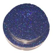 Calavera Cosmetics Glitter For Eyeshadow / Eye Shadow / Eyes / Face / Lips / Nails Makeup. NYX - PEGASUS - Royal Blue Holographic Holo Multi-Colour Iridescent Glitter/Calavera Cosmetics/Vegan/Loose Cosmetic Glitter/Nail Art/GLPEGASUSL5