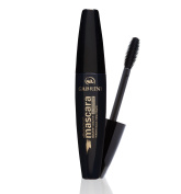 Gabrini Silicone Brush Mascara, Double Volume, Waterproof, Black, 10ml - 0.34 Fluid Ounce