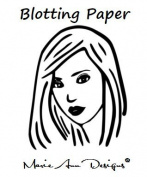 Marie Ann Designs Makeup Blotting Paper 100 Sheets Per Pack