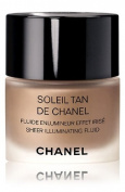 Chanel Soleil Tan de Chanel Sheer Illuminating Fluid in Sunkissed 30ml