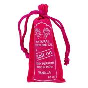 Vanilla Fragrance Natural Perufme Oil 100 % Pure and Natural - 10ml