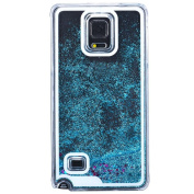 Galaxy Note 4 Skin Protective TOOPOOT Dynamic Glitter Paillette Quicksand Case For Samsung Galaxy Note 4