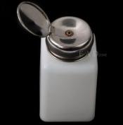 Hot New 2014 Model Nail Art Empty Pump Dispenser for Nail Acrylic Liquid Polish Remover Bottle Tool