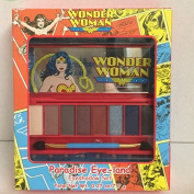 Wonder Woman Paradise Eye-land Eye shawdow Set