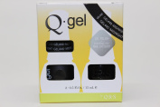 QRS- Nail Lacquer and Q-Gel Duo- Midnight - S440 +G440 -. 150ml each