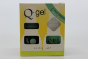 QRS- Nail Lacquer and Q-Gel Duo- Erin Island- S525 +G525 -. 150ml each
