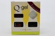 QRS- Nail Lacquer and Q-Gel Duo- Wicked - S416 +G416 -. 150ml each