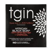 TGIN African Black Soap Bar 120ml