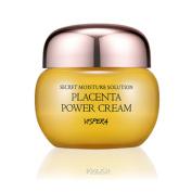 [Vispera] Placenta Power Cream 50ml/Natural whitening and wrinkle improvement Cream