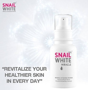 Snail White Miracle Intensive Repair Advanced Repair Serum 30ml enriched with Snail Secretion Filtrate, Alpha-Arbutin