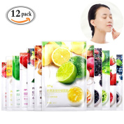 MLMSY Fruit fibre Mask Fruit Extracts Top Rated Mask with Various Natural ingredient Natural Fruit Extract Multi Level Nursing