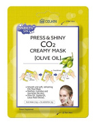 CELKIN Press & Shiny CO2 Creamy Facial Mask Olive Oil Treatment
