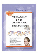 CELKIN Press & Shiny CO2 Creamy Facial Mask Shea Butter Treatment