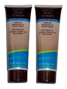2 Pack Cocoa Butter Stretch Mark Cream Lotion 130ml Each