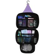 Toponechoice® Large Travel Hanging Makeup Travel Bag Organiser with Compartments