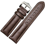 Voberry Genuine Leather Watch Band Strap For Samsung Galaxy Gear S2 Classic SM-R732