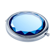 Cavoli Compact Mirror With sapphire Double-sided mirror