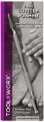 Toolworx 2 in 1 Cuticle Pusher by Toolworx
