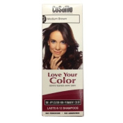 Love Your Colour Cosamo Non Permanent Hair Colour, Brown, Medium by love your colour