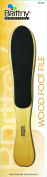 BR FOOT FILE ROUND WOOD HANDLE BR1649