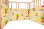 Baby Balloon / SoulBedroom Cotton Cot Bumper Pad Half