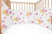 Baby Bears / SoulBedroom Cotton Cot Bumper Pad Half