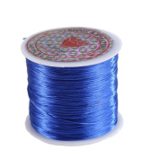 YEYULIN 0.8mm Elastic Stretch Crystal String Cord 60m Roll beading thread Jewellery DIY Bracelet