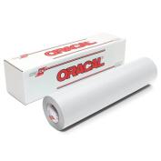 Oracal 631 Matte Vinyl Adhesive Sheet, 30cm x 46m, White