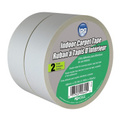 Intertape 9970-2P Indoor Carpet Tape, 4.8cm x 36-Yard, 2-Pack