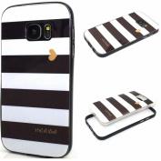 Samsung Galaxy S7 Case,AutumnFall® New Stylish Soft TPU Bumper + Hard PC Back Cover Case for Samsung Galaxy S7