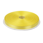 "½"" Solid Satin Ribbon 50 Yards-Roll Multiple Colours Available by Topenca Supplies"