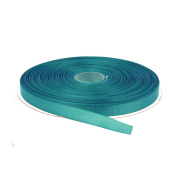 1cm Solid Grosgrain Ribbon 50 Yards-Roll Multiple Colours Available by Topenca Supplies