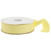 3.8cm Grosgrain Ribbon, Baby Maize