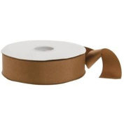 3.8cm Grosgrain Ribbon, Coffee